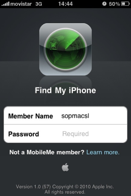 Foto de Find my iPhone (5/9)
