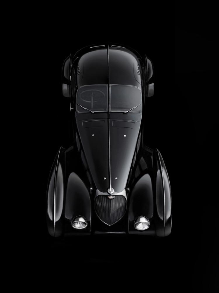 Foto de Bugatti Type 57 Atlantic La Voiture Noire (1/12)