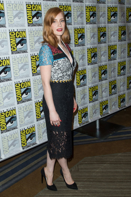 Jessica Chastain Look2