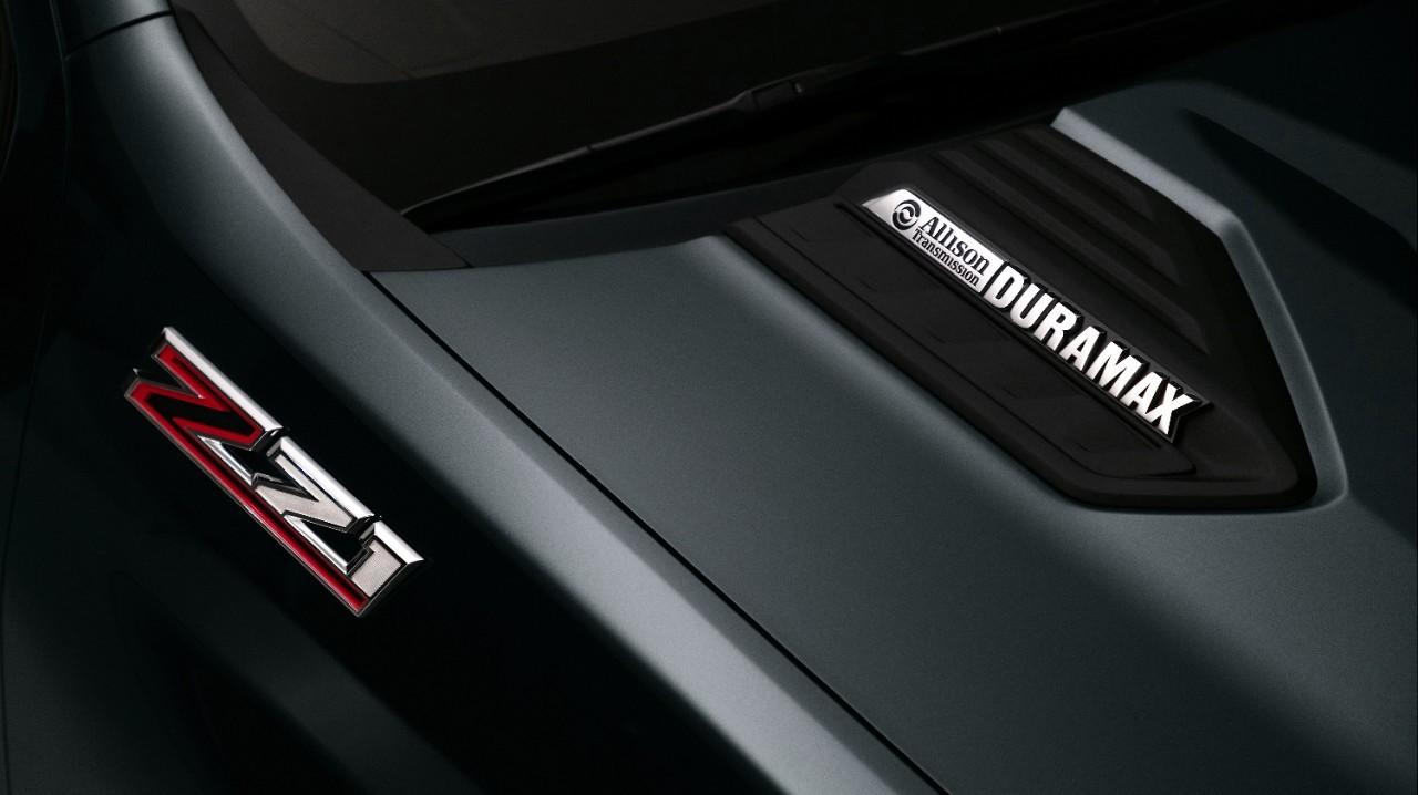 Chevrolet Silverado 3500 HD 2020