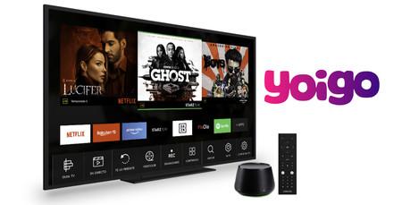 Yoigo refuerza su plataforma de televisión Agile TV con STARZPLAY y tres meses gratis de DAZN