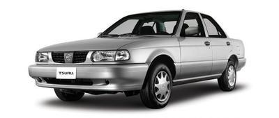 Nissan Tsuru 2015, a la conquista de Europa, ahora con ABS y doble bolsa de aire #Inocentes2014