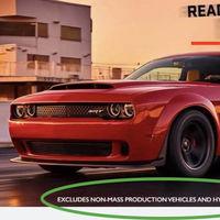 Dodge se sincera: el Challenger SRT Demon es el más rápido (salvo por los coches eléctricos y superdeportivos)