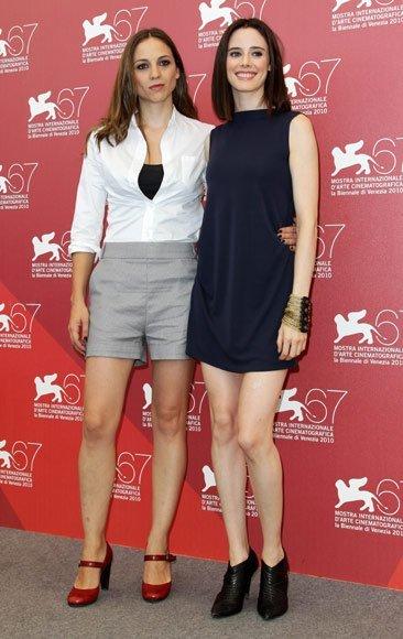 Pilar López de Ayala y Leonor Watling en el Festival de Venecia