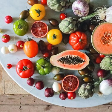 Estas son las frutas y verduras que puedes disfrutar el mes de octubre y la temporada de otoño y sus beneficios a la salud