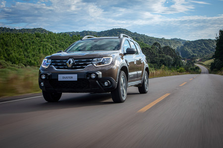 Renault Duster 2021 Mexico 38