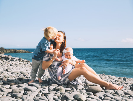 """Carta a mi segundo hijo: """"No me convertiste en madre por primera vez pero sí me hiciste mejor madre"""""""