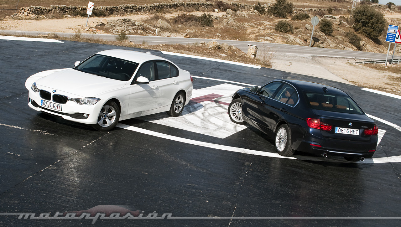 Foto de BMW Serie 3 (presentacion) (9/18)