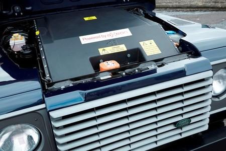 Land Rover Defender eléctrico 02