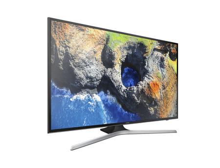 Smart TV de 43 pulgadas Samsung UE43MU6192, con resolución 4K, por 399,99 euros y envío gratis
