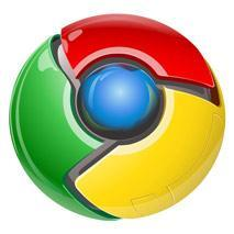 google chrome icono