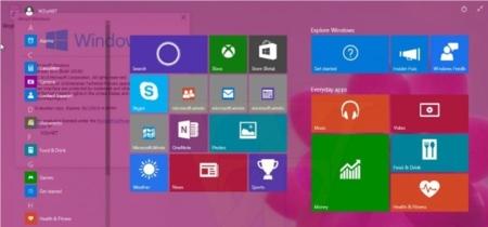 Se filtran imágenes de una nueva build de Windows 10, pero sin muchas novedades
