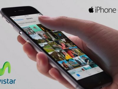 Precios iPhone 6s y iPhone 6s Plus con Movistar