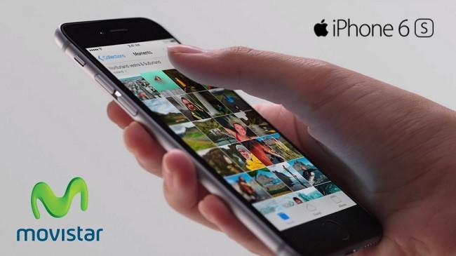 çprecios iPhone 6s y iPhone 6s Plus con tarifas Movistar