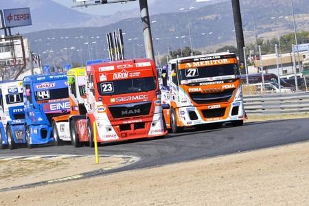 El increíble y alternativo mundo del Campeonato Europeo de Camiones