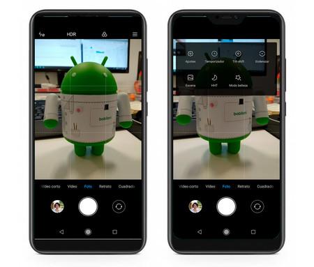 Xiaomi Mi A2 Lite cámara