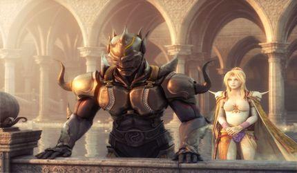 'Final Fantasy IV': vídeos de Cecil, Rosa y Kain