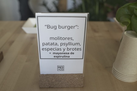 Cartel Bug Burguer