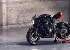 ¿No sabes qué hacer con tu Honda CBR1000RR? Atento a esta belleza futurista