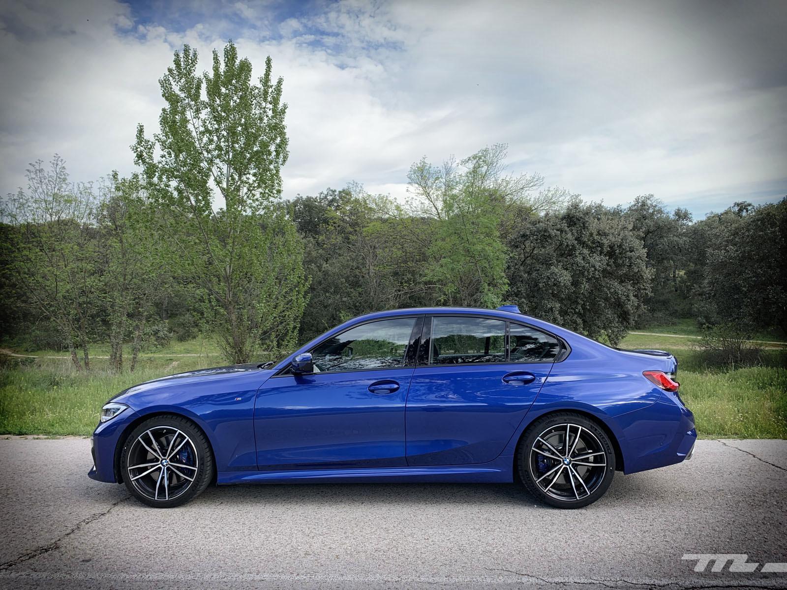 Foto de BMW 330i (prueba) (29/48)