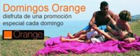 Domingos Orange: 100 MMS a cualquier destino