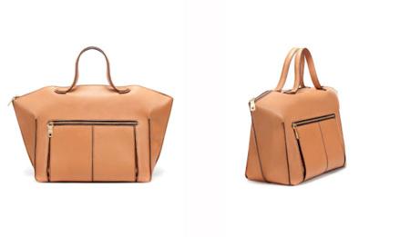 Colección de bolsos de Zara Verano 2012: tu mundo a cuestas