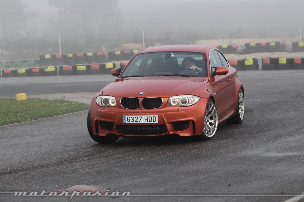 Foto de BMW Serie 1 M Coupé (Prueba) (44/60)