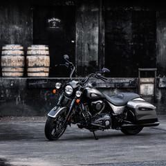 Foto 3 de 6 de la galería version-jack-daniels-indian-springfield-dark-horse en Motorpasion Moto