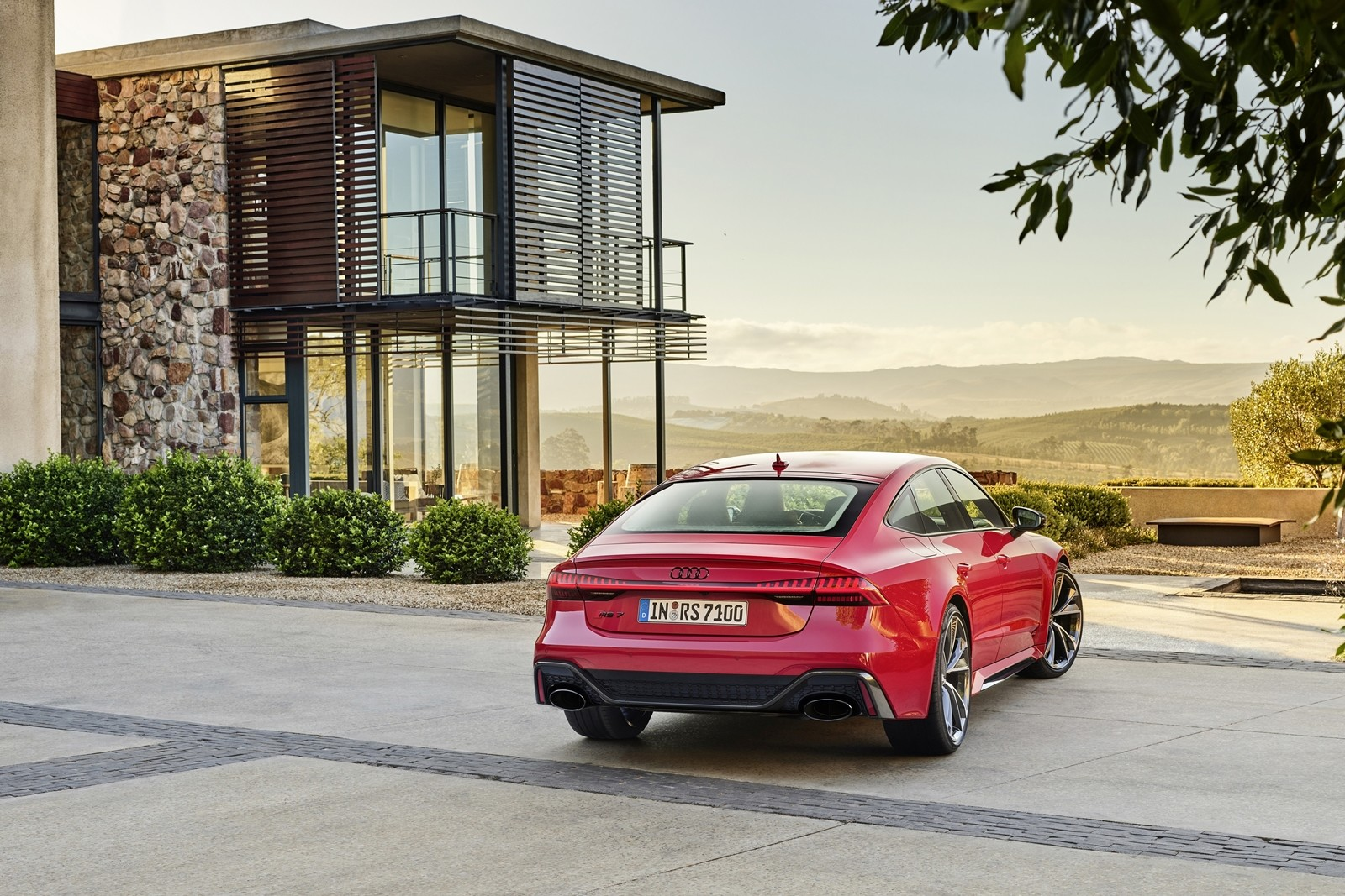 Foto de Audi RS 7 Sportback 2020 (18/44)