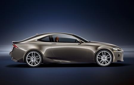 Lexus LF-CC concept car 02
