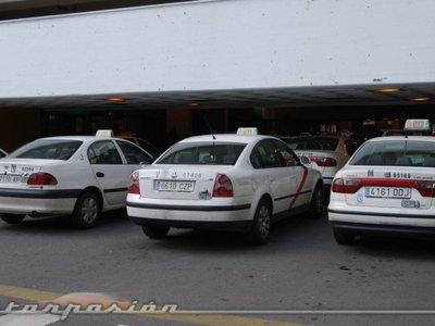¿Puede vivir Madrid con coches compartidos sin que el sector del taxi salga a protestar?