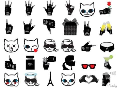 emoji-karl-lagerfeld