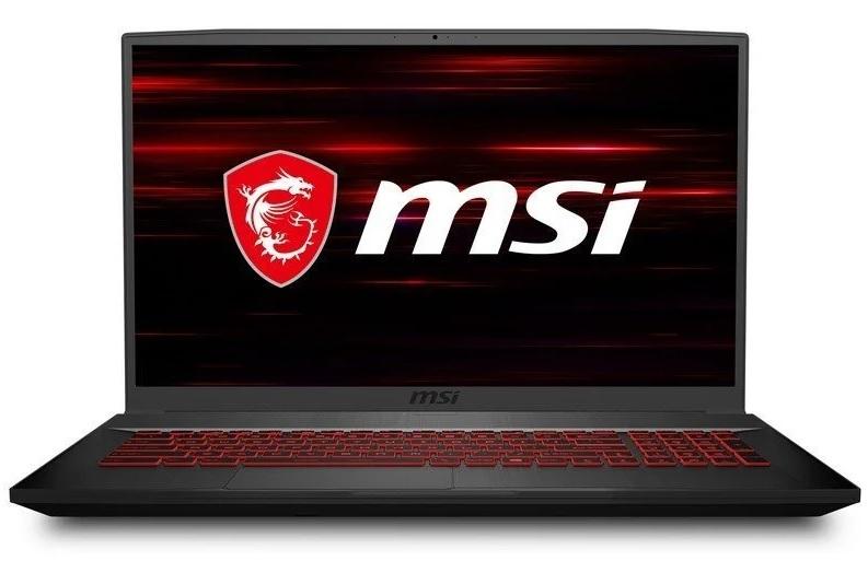 MSI GF75 Thin 10UE 017XES Intel Core I7 10750H 16GB 512GB SSD RTX 3060 173