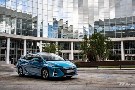 Toyota Prius Plug In 2021 Prueba 026