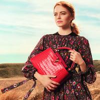Así es la primera campaña de Emma Stone para Louis Vuitton