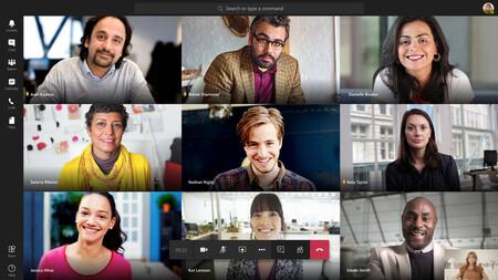 Teams está recibiendo en iOS y Android la posibilidad de compartir el audio del dispositivo durante una videollamada