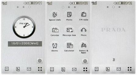 LG Prada 2 costará 600€, galería de imágenes