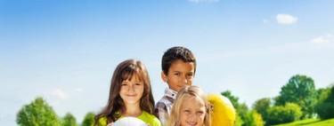 ¡En marcha! Consejos sobre actividad física para niños y adolescentes