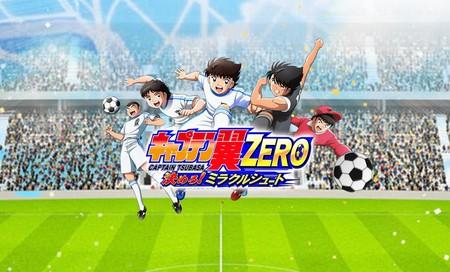 Captain Tsubasa Zero: Kimero! Miracle Shot será el nuevo juego de Oliver y Benji para iOS y Android