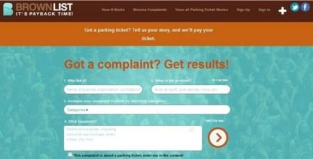 BrownList, la web creada para que los ciudadanos puedan quejarse