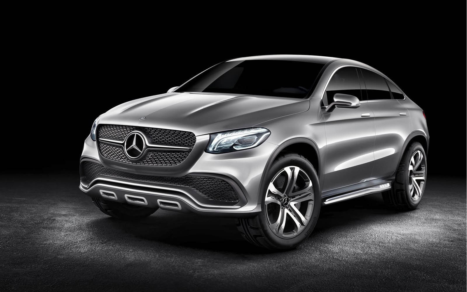 Foto de Mercedes-Benz Coupé SUV Concept (17/30)