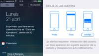 iOS desde cero: Alertas y Centro de notificaciones