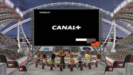 Canal+ en la Xbox 360 en Francia