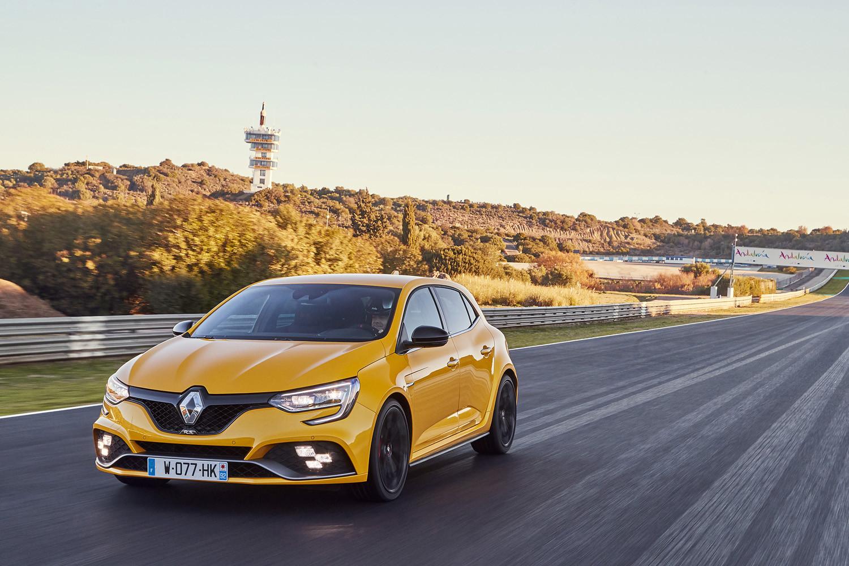 Foto de Renault Mégane R.S. 2018, toma de contacto (15/129)