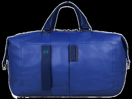 Bolso Piquadro Azul Electrico