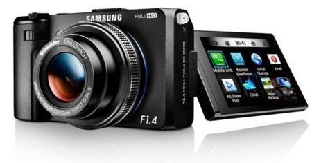 Samsung EX2F, la guerra de las compactas se recrudece