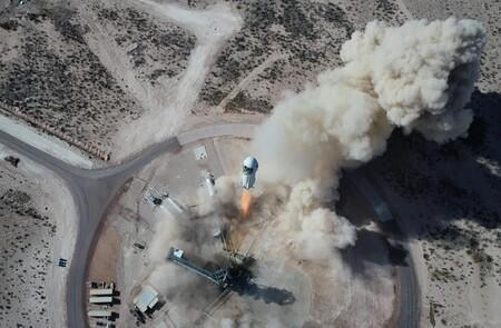 Blue Origin va a convertir su cohete en una centrifugadora gigante: ¿motivo? simular la gravedad lunar para la NASA