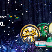 Últimas horas para disfrutar del Black Friday en The Body Shop
