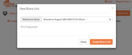 """Orangedox: el """"Google Analytics"""" de tus archivos compartidos en Dropbox"""