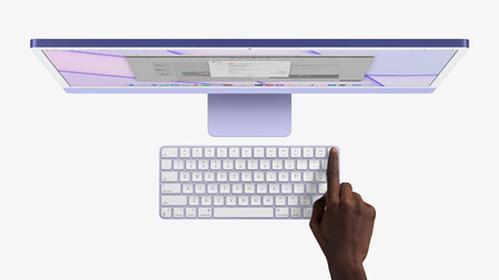 Imac M1 Colores Magic Keyboard